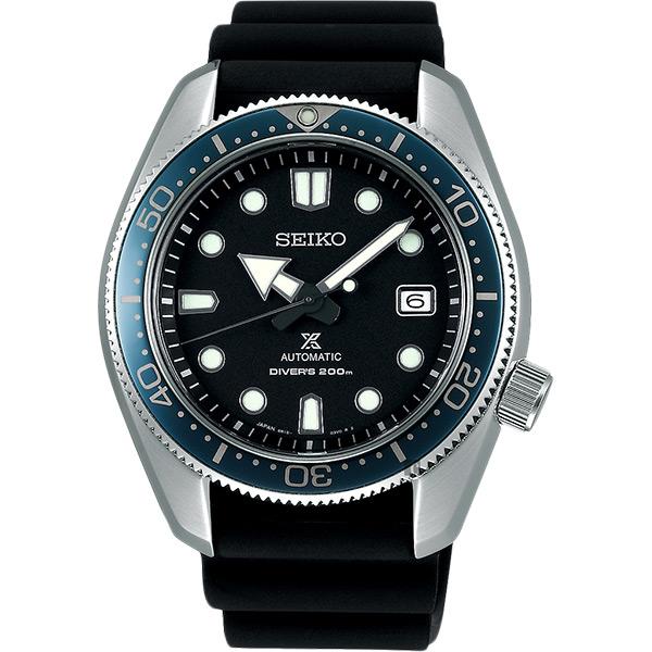 SEIKO 精工PROSPEX 200米潛水機械錶(SPB079J1)-黑/44mm