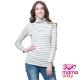 孕婦裝 哺乳衣 百搭高領長版孕哺上衣(共四色) Mamaway