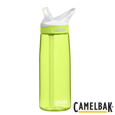 《CAMELBAK》多水吸管水瓶-750ml 萊姆綠(CB1271302075)