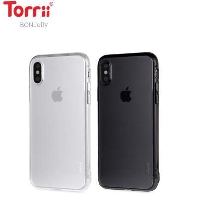 Torrii iPhoneX TPU保護殼(BonJelly)