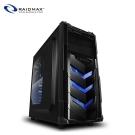 Raidmax VORTEX V4 404 電腦機殼(藍色)