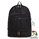 Arnold Palmer- 後背包 型格迷彩系列-黑色