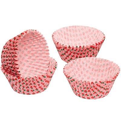 Sweetly 蛋糕紙模(草莓60入)