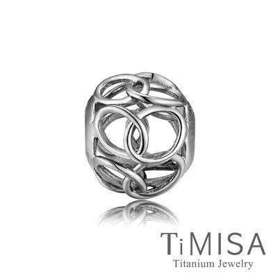 TiMISA 圈圈 純鈦飾品 串珠