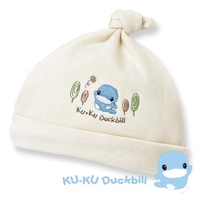 《KU.KU酷咕鴨》有機純棉嬰兒帽(2196)