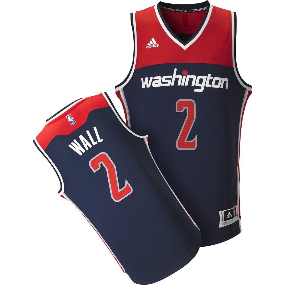 adidas NBA 球衣 JOHN WALL 男 AL5036