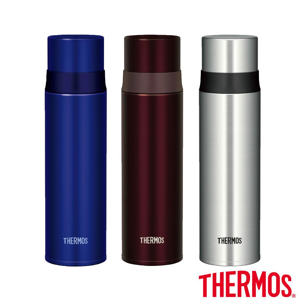 膳魔師不鏽鋼真空保溫瓶0.5L(FFM-500)