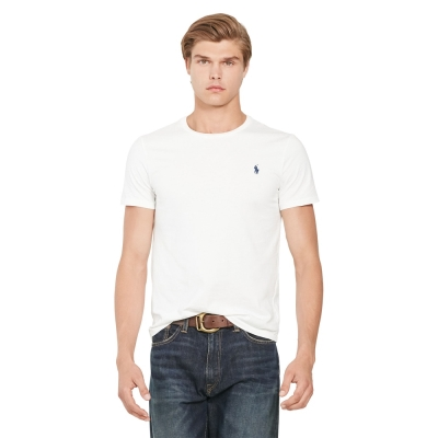 Ralph Lauren 短袖 T恤 素面 白色 318