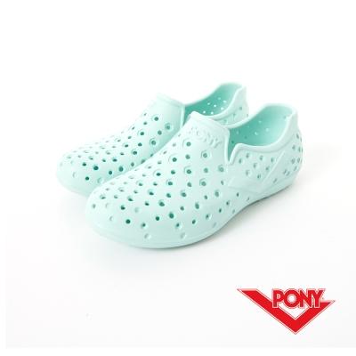 【PONY】中性-TROPIC D2 舒適水陸兩用鞋-淺粉綠