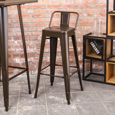 Bernice-艾客工業風吧台椅/高椅/單椅-43x43x96cm