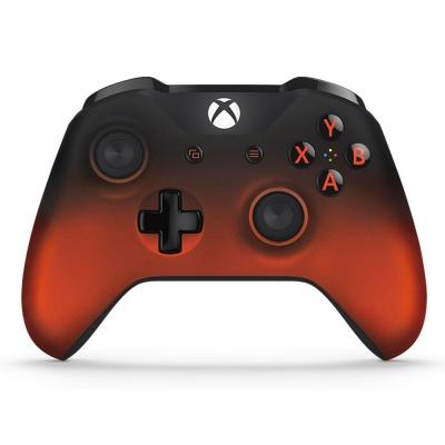 Xbox One 特別版闇影紅無線控制器