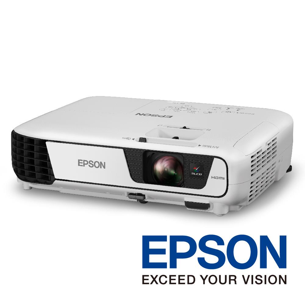 EPSON愛普生 EB-X31 液晶投影機