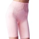 【思薇爾】柔塑曲線系列中重機能長筒束褲(輕柔粉)