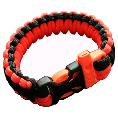 最時尚的七芯救命繩哨組(地震防災產品)-四色選擇