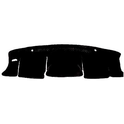 【葵花】量身訂做-汽車防護墊-長絨毛-黑色-休旅車款