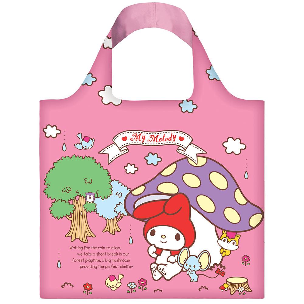 LOQI 春捲包│美樂蒂 - 蘑菇 MM01
