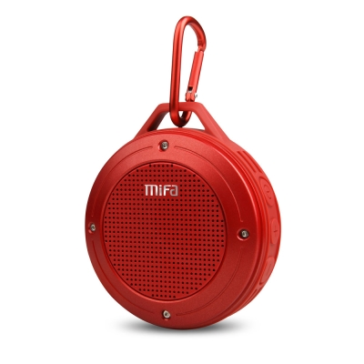 MiFa F10無線隨身藍芽MP3喇叭-激情紅