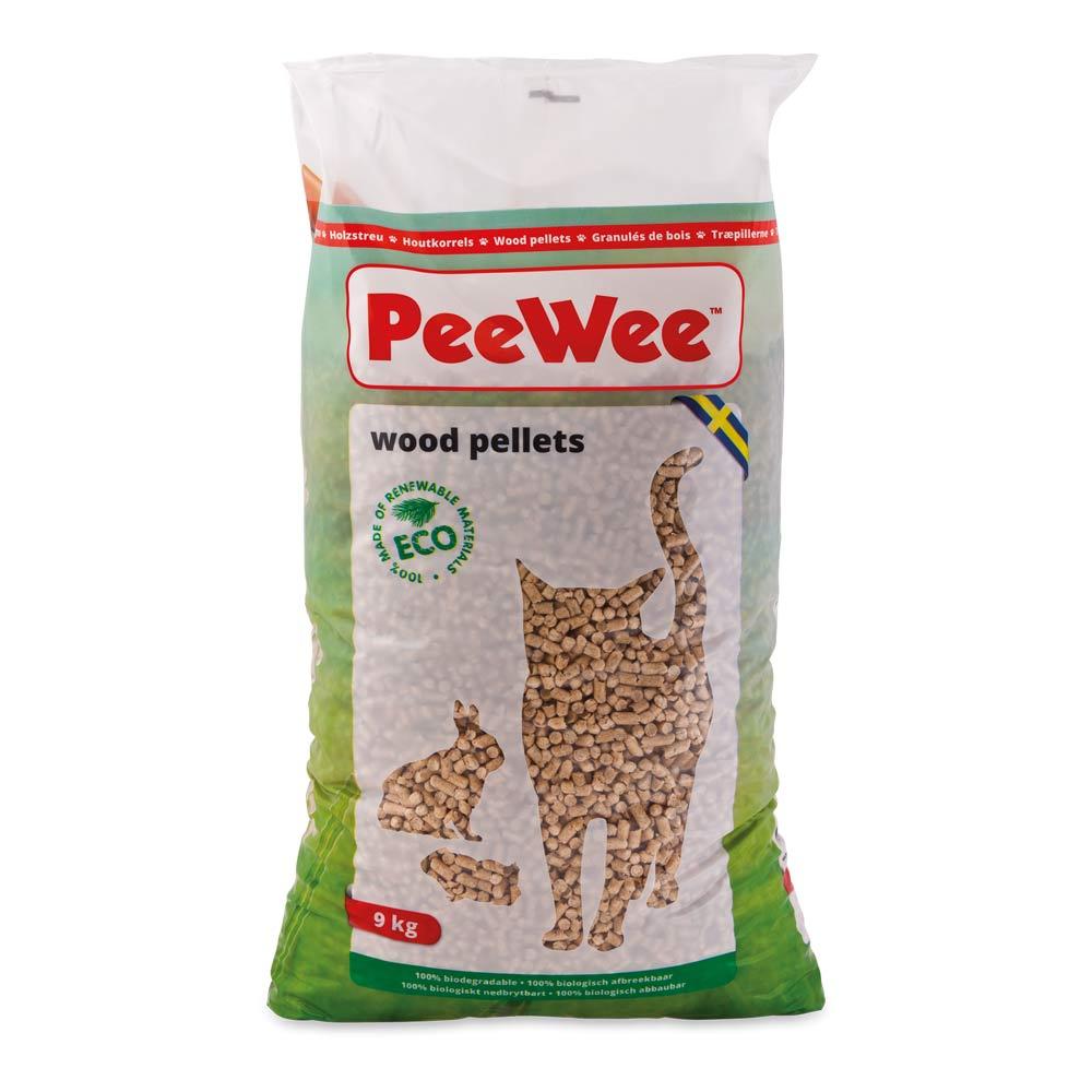 PeeWee必威 強效松木砂 9kg