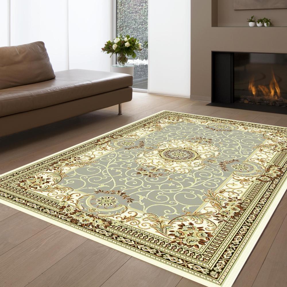 范登伯格 - 凱旋 立體雕花地毯 - 古爵 (150 x 230cm)