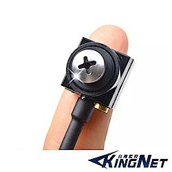 監視器攝影機 - KINGNET 偽裝螺絲型針孔 迷你針孔攝影鏡頭 600條 內建收音功能