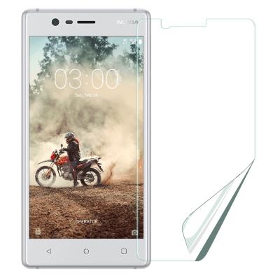 XM Nokia 3 5吋 高透光亮面耐磨保護貼-非滿版