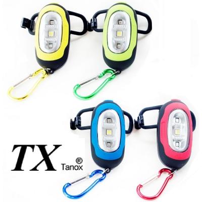 TX特林 COB LED高亮度多功能照明燈4入組 (TX-RCOB-4)