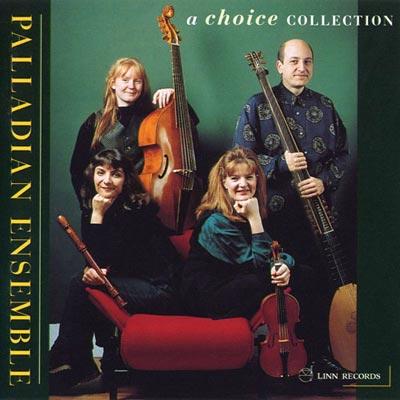 帕拉迪恩合奏團 - 倫敦的榮耀 CD
