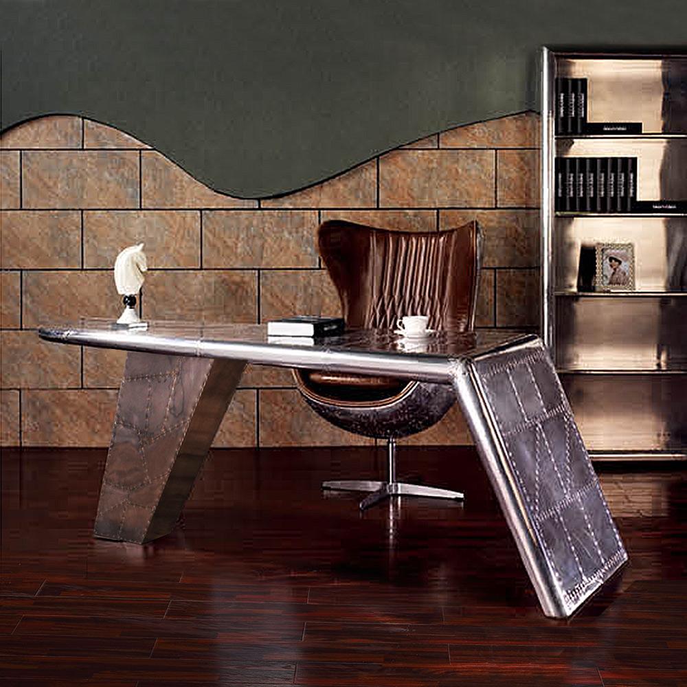 MUSE - Wordsworth渥茲華斯復古工業風飛官桌