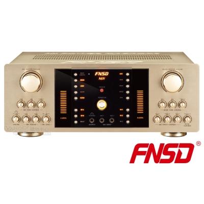 FNSD A6V數位迴音卡拉OK綜合擴大機