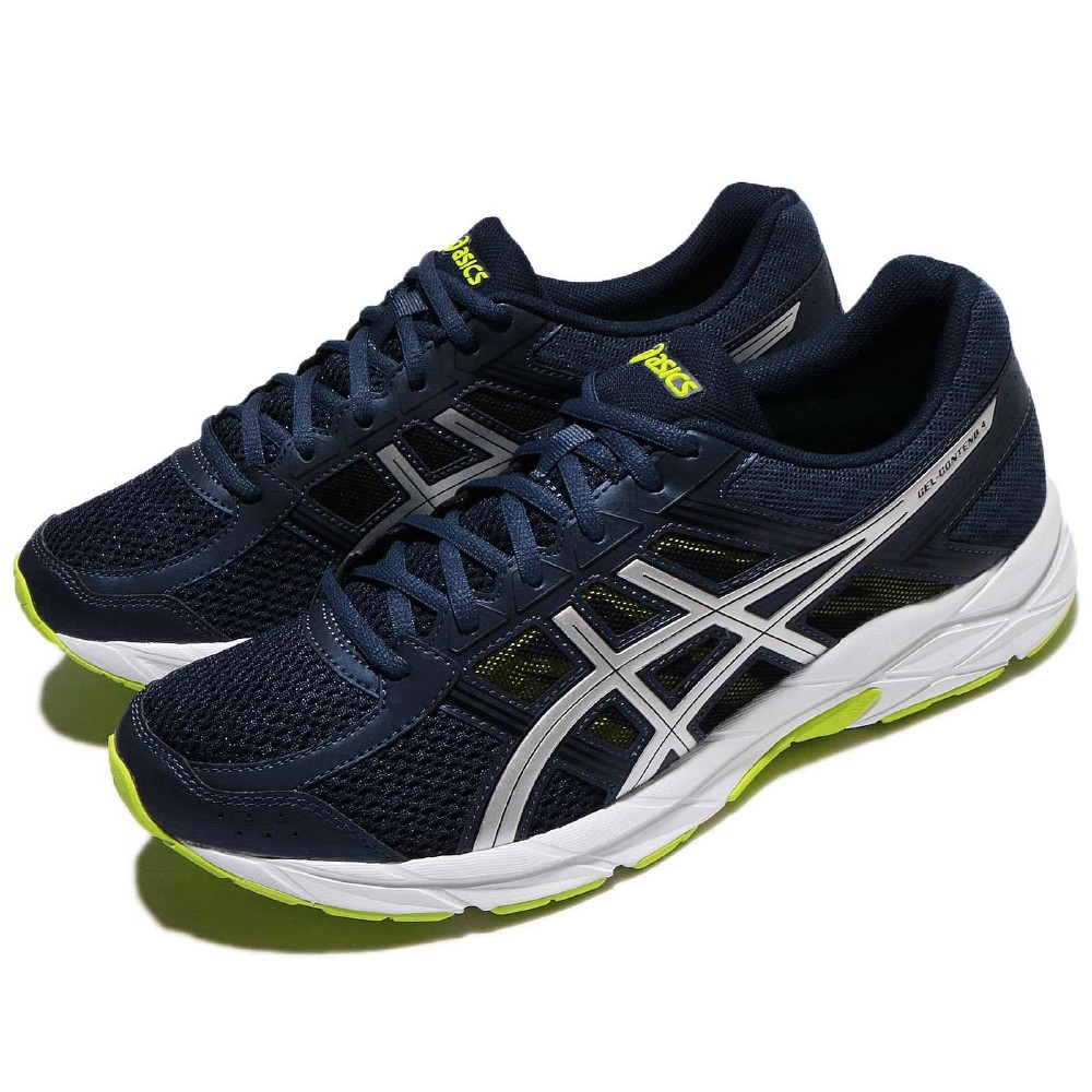Asics 慢跑鞋 Gel-Contend 4 運動 男女鞋
