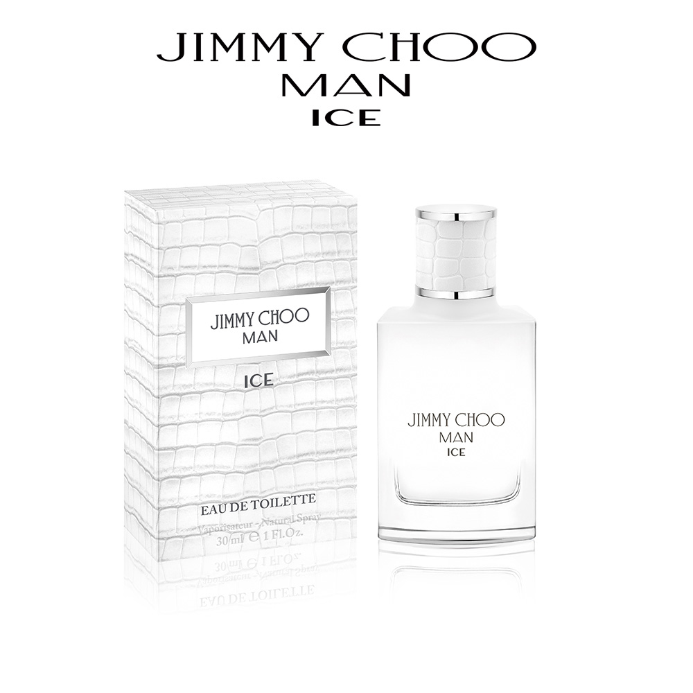 JIMMY CHOO 冷冽男性淡香水30ml