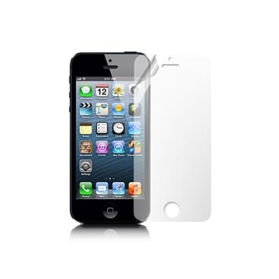 魔力 APPLE iPhone5/5S/SE 霧面防眩光螢幕保護貼(附背面貼)