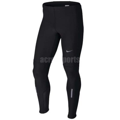 Nike Tech Tight 運動 慢跑 內搭褲 男 黑色