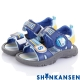 ShinKanSen新幹線 減壓防滑電燈休閒涼鞋童鞋-藍(中小童) product thumbnail 1