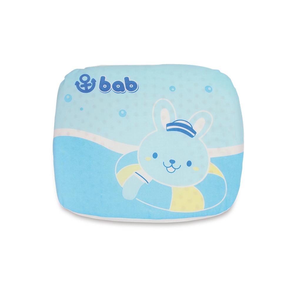 培寶超舒眠健康護頭枕-藍色