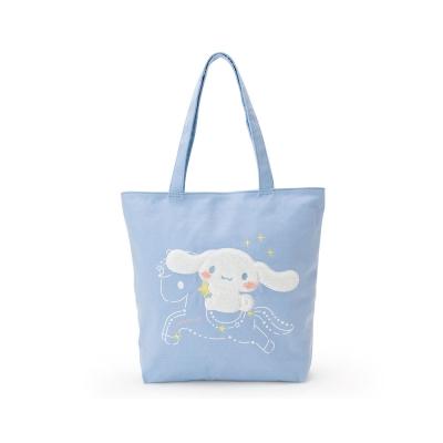 Sanrio 大耳狗喜拿浪漫夜空系列帆布手提袋