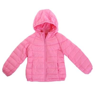 魔法Baby輕量極保暖90%羽絨外套 粉 k60207