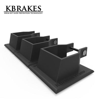KBRAKES HiStops hi-hats 止滑座 (三入)
