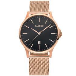 TAYROC 羅霸特一號時尚腕錶(TXM109)-42mm