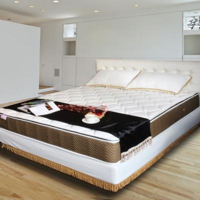 Pathfinder派菲德 正三線高循環透氣獨立筒床墊-雙人加大6尺