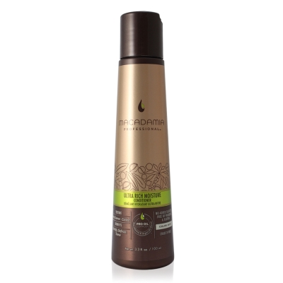 Macadamia Professional 瑪卡奇蹟油 超潤澤潤髮乳100ml