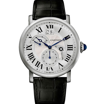 Cartier Rotonde 卡地亞 W1556368 複雜自動機械錶-42mm
