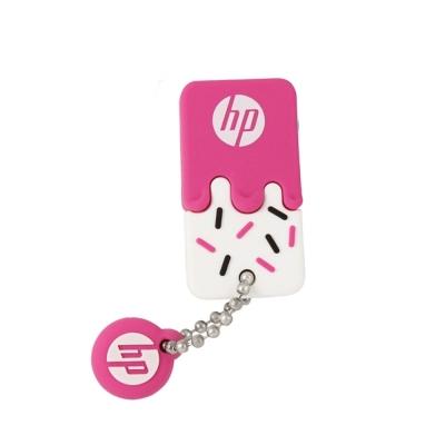 HP-32GB-USB2-0-粉色-雪糕可愛造型隨