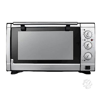 CHIMEI 奇美 43公升液脹式三溫控電烤箱 EV-43P0ST
