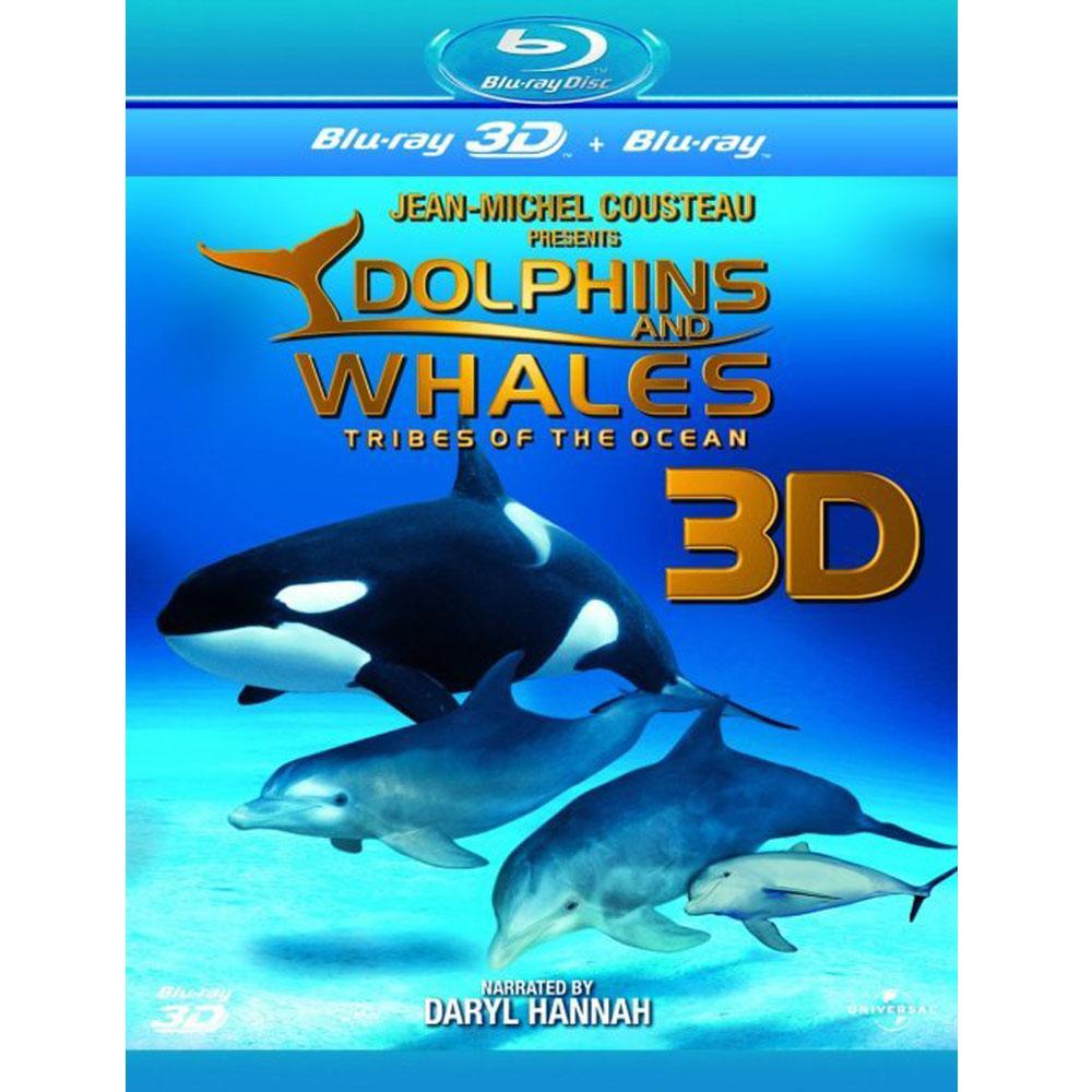 海豚與鯨魚3D Dolphins & Whales (3D/2D) IMAX電影系列