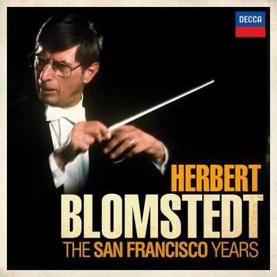 布隆斯泰特舊金山時期錄音(15CD)