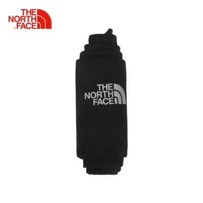 The North Face黑色透氣吸濕排汗護臂