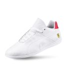 PUMA-SF Future Cat Casual 男女賽車運動鞋-白色