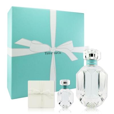 Tiffany & co. 同名淡香精 2017聖誕限量禮盒