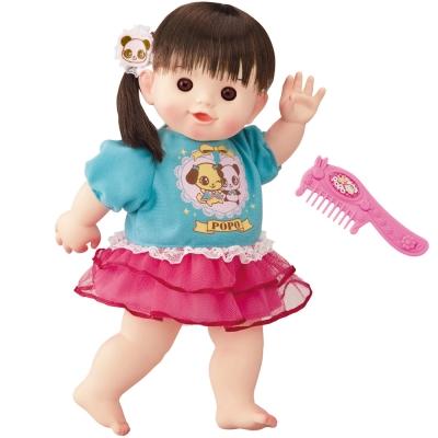 POPO-CHAN娃娃-澎裙長髮泡澡波波醬